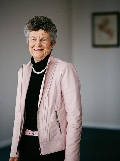 Dr Margaret Evans - Equine Trust