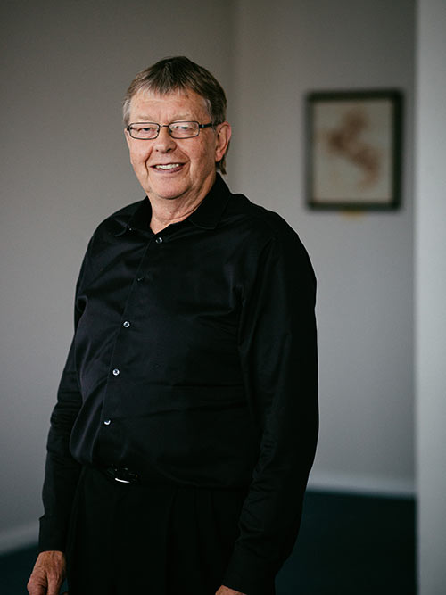 Professor Wayne McIlwraith - Equine Trust